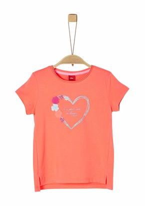 S'Oliver Girls' 403.10.004.12.130.2020715 T-Shirt