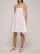 Thumbnail for your product : Cecilie Bahnsen Lisbeth Organic Cotton Mini Dress