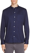 Uniform Banded Collar Regular Fit Button-Down Shirt - 100% Exclusive