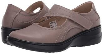 Propet Golda (Grey) Women's Shoes