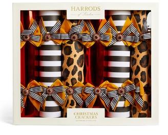 Harrods In Vogue Christmas Crackers (Set of 6)