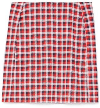 Tory Burch Performance Jacquard Skirt