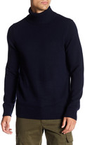 Vince Cashmere & Wool Blend Turtleneck Sweater