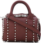 Alexander Wang Rockie studded tote - women - Leather - One Size
