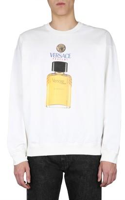 Versace Round Neck Sweatshirt