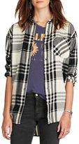 Denim & Supply Ralph Lauren Boyfriend Plaid Shirt