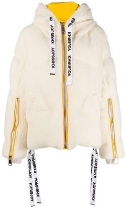 KHRISJOY Shearling Padded Jacket