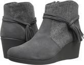 Crocs Leigh Suede Mix Bootie Women's Boots