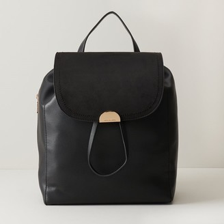 Love & Lore Love And Lore Spencer Backpack Black