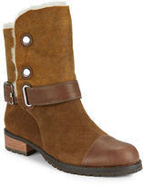 Matt Bernson Tundra Shearling-Lined Ankle Boots