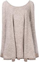 Mes Demoiselles Pompadour knit jumper