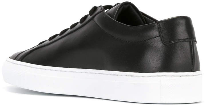 Common Projects lace up trainers
