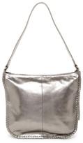 Hobo Wisteria Leather Shoulder Bag