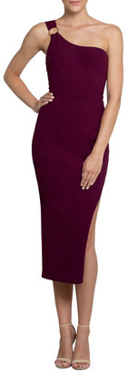 B by Bariano Martini One Shoulder Dress