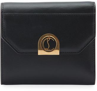 Christian Louboutin Elisa Compact Logo Wallet