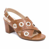 Andrew Geller Starrika Womens Wedge Sandals