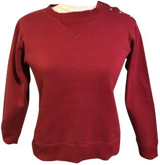 agnès b. \N Red Cotton Knitwear for Women