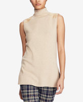 Polo Ralph Lauren Sleeveless Mock Neck Sweater