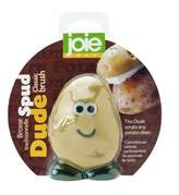 HIC Harold Import Co. 50753-HIC Joie Spud Dude Potato Vegetable Scrub Cleaner Brush Home Decor Products