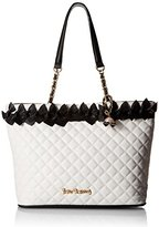 Betsey Johnson Family Ties Tote Bag