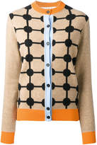 Marni patterned cardigan