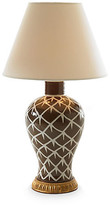 Bunny Williams Home Chicken Feather Table Lamp - Brown