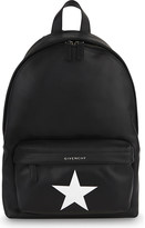 Givenchy Star small leather backpack