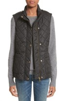 Burberry Women's Westleton Quilted Vest