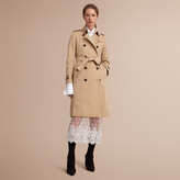 Burberry The Kensington - Extra-long Heritage Trench Coat