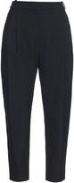 Balenciaga Tapered-leg twill trousers
