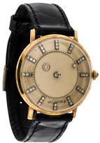 Jaeger-LeCoultre X Vacheron Constantine Mystery Dial Watch