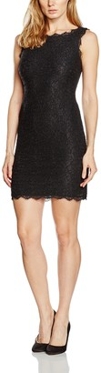 Adrianna Papell Women's Slvless Lace DRS Dress