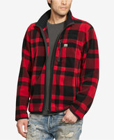 Denim & Supply Ralph Lauren Men's Plaid Fleece Jacket