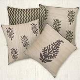 Nate Berkus™ Handblock Pillows in Olive
