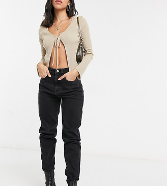Reclaimed Vintage The '89 slim tapered leg jeans in black