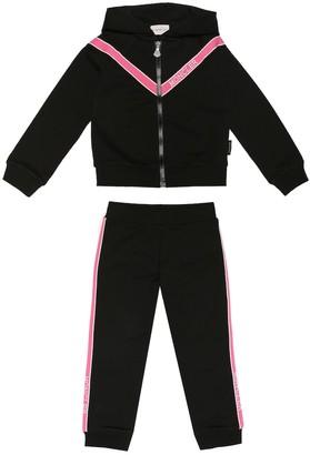 Moncler Enfant Stretch-jersey tracksuit