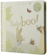 Kids Preferred Peter Rabbit Naturally Better Peekaboo (Board Book)