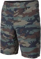 """O'Neill Men's Loaded Camo Hybrid 20"""" Shorts"""