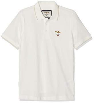 Aeronautica Militare Men's M.C. Polo Shirt,M