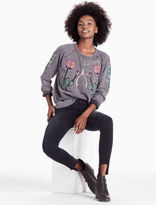 Lucky Brand Lot, Stock And Barrel Lucky Sweatshirt