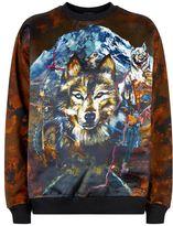 Balmain Wolf Sweatshirt