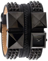 Karl Lagerfeld Zip Watch w/ Tags