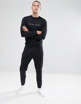 HUGO BOSS BOSS By Contemporary Joggers with Cuffed Ankle in Regular Fit