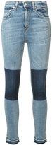 Rag & Bone Jean - Olana cropped skinny jeans - women - Cotton/Polyurethane - 28
