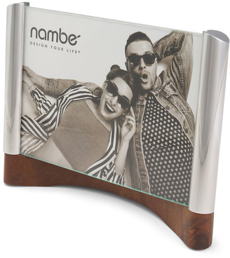 """Nambe Sky View Picture Frame, 5"""" x 7"""""""