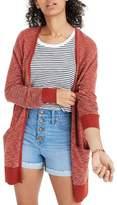 Madewell Summer Ryder Stripe Cardigan
