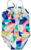Gymboree Geo 1-Piece Swimsuit