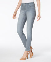 Style&Co. Style & Co Ripped Skinny Ankle Jeans, Only at Macy's