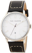 Ted Baker Men&s Leather Strap Watch