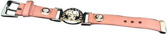 Versace Medusa Orange Leather Bracelets